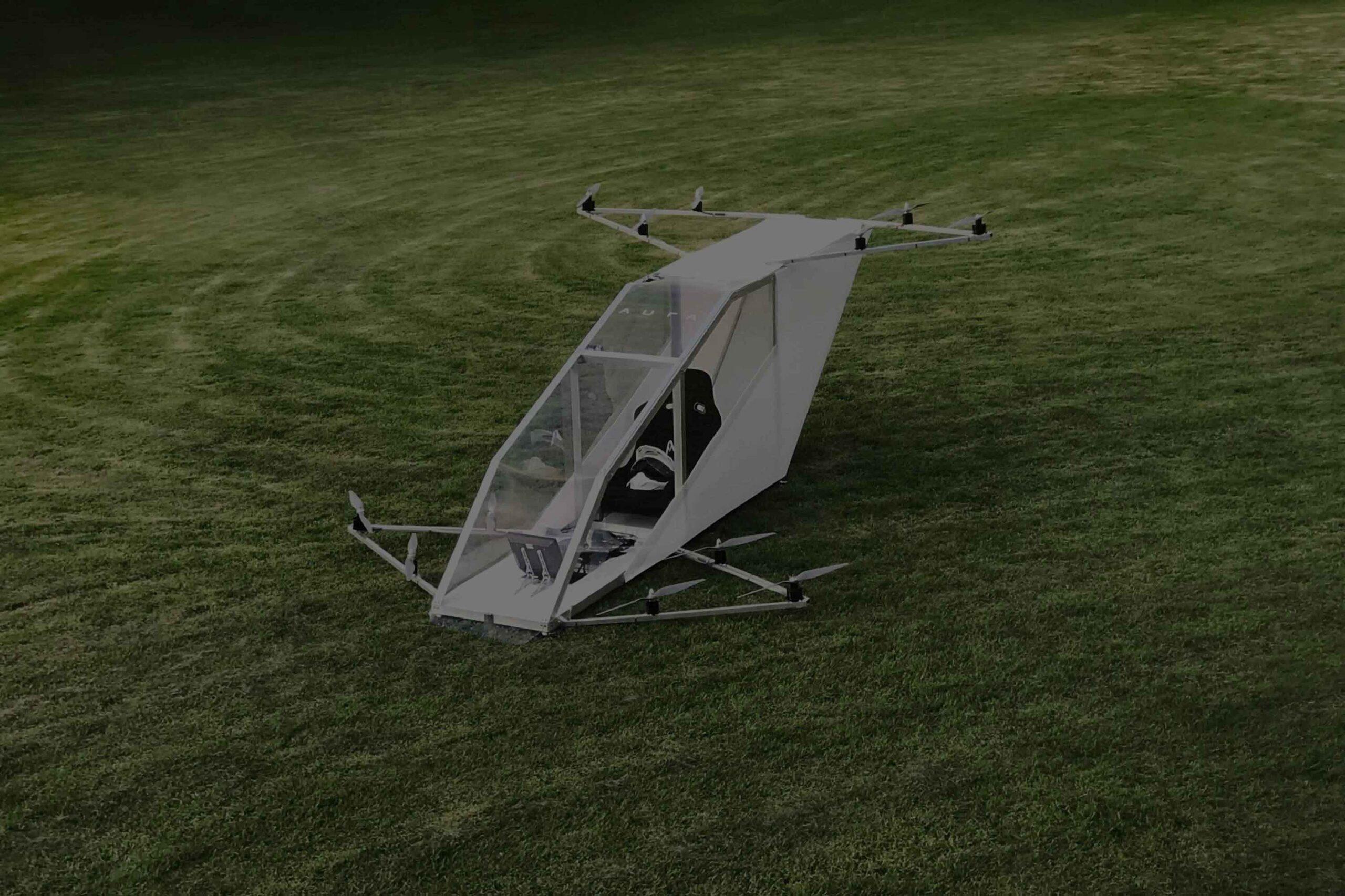 Aura Aerospace Unveils Guardian 103 Electric VTOL Prototype